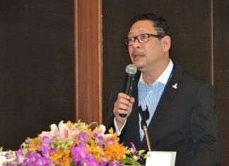 Puripan Bunnag, Thailand Convention & Exhibition Bureau's director of domestic MICE.