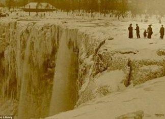 Niagara Falls 1911.