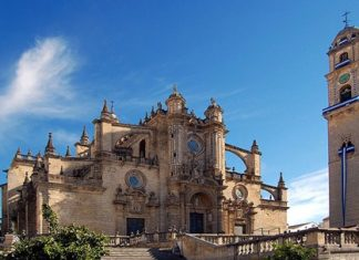 The Cathedral in Jerez de la Frontera (Photo: Will).