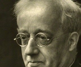 Gustav Holst.