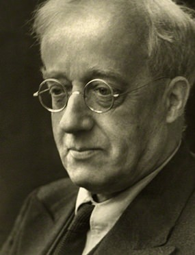 Gustav Holst.