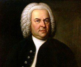 Haussmann's portrait of Bach aged 61