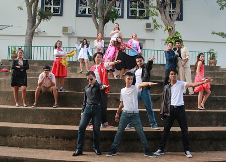 Grease Lightning! GIS is staging the famous musical from November 5-7.