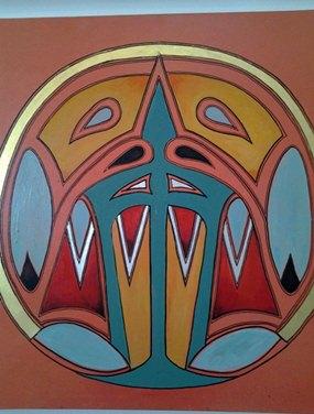 Painting by Inson Wongsam.