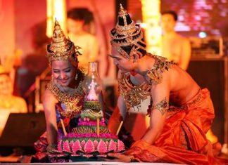 Loy Krathong this year falls on November 6.