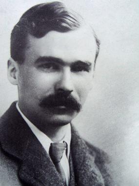 George Butterworth in 1914.