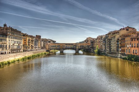 Arno River and Ponte Vecchio, Florence (Photo: Gary Ashley)