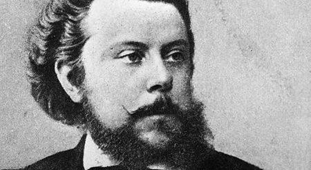Modest Petrovich Mussorgsky.