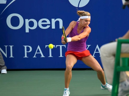 The Pattaya women's tennis open has drawn top stars to the seaside city for the past 23 years.