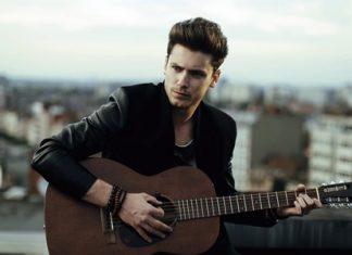 Swiss singer-songwriter Bastian Baker.