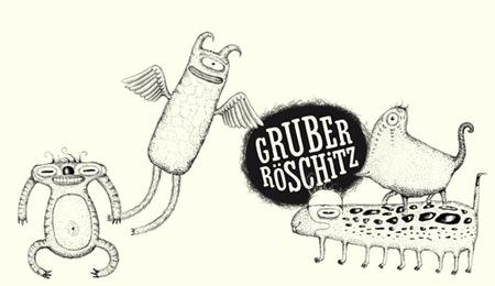 Gruber Röschitz label