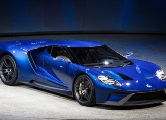 New Ford Gt To Be Built In Canada