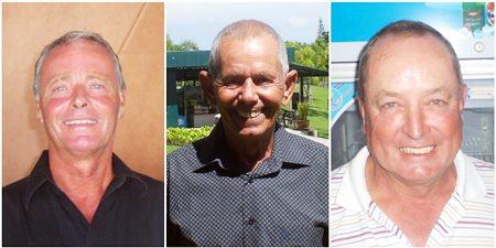 Neil Bramley, Roger Wilkinson &  Neil Wilkinson.