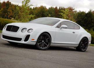 Bentley SuperSports.