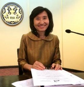Hirunya Suchinai, acting secretary-general of the Board of Investment.