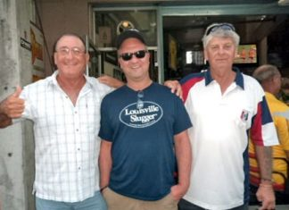 Stu Rifkin, James Artura and Gary Monley.
