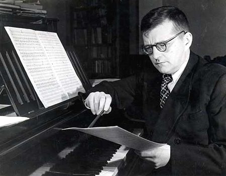 Shostakovich in the 1950s