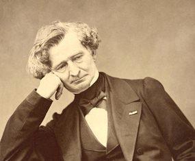 Berlioz in 1863. (Photo/Pierre Lanith Petit)