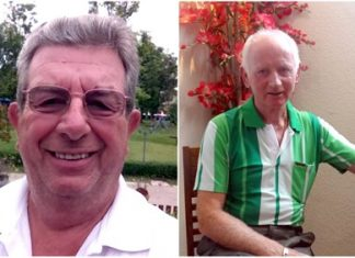 John Fenwick & Joe McArdle.