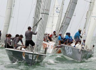 Asia's largest multi-class regatta, the Top of the Gulf Regatta 2015, was held from 30th April to 4th May at the Ocean Marina Yacht Club in Najomtien and attracted over 700 sailors and friends to descend on Pattaya to take part in this award-winning event. For a full round-up of all the on-water action. (Photo by Guy Nowell/Top of the Gulf Regatta)