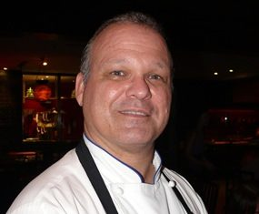 The Amari's Italian Executive Chef Maurizio Susan.