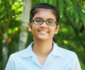 Amnesty Young Journalist of the Year 2015 is Nupur from GIS.