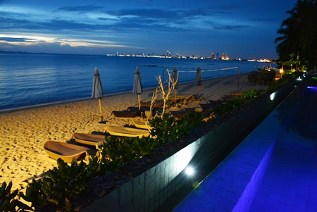 U Pattaya is certainly a fabulous place to chill out in the evening.