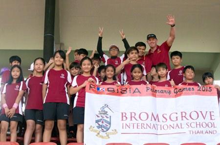 bromsgrove school thailand