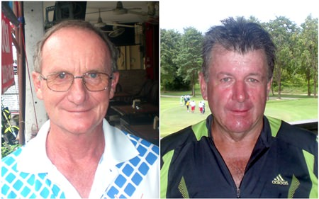 Ted Senior & Bob Cannon.