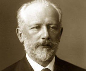 Tchaikovsky in the late 1880s.
