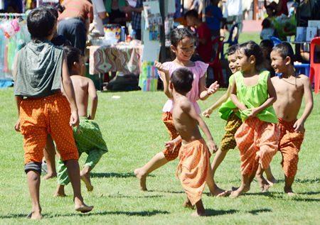 Children are doing what children do best, having fun this year at the Jesters Care for Kids annual Children's Fair at Regents, arguably the largest and most popular event for children in our district. Since its inception, Jesters Care for Kids through its supporters and sponsors has raised the staggering sum 78.6 million baht and in turn 100% of that net amount has been distributed to over 79 different beneficiaries to help disadvantaged children enjoy safe shelter, education, and special schooling for disabled.