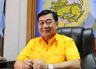 Phawat Lertmukda has been promoted from Chonburi permanent secretary to deputy governor.
