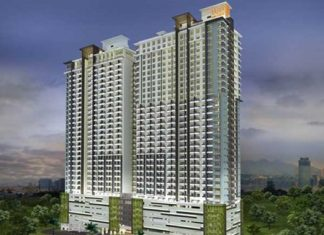 An artist's rendering shows the Grand Residences Cebu which will include the 160 room dusitD2 Residence property.