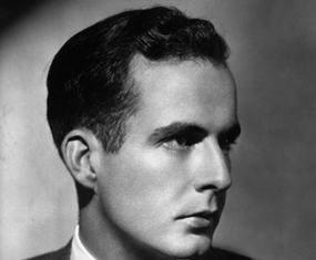 Samuel Barber as a young man.
