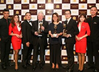 The AirAsia group received three prestigious recognitions at the World Travel Awards.