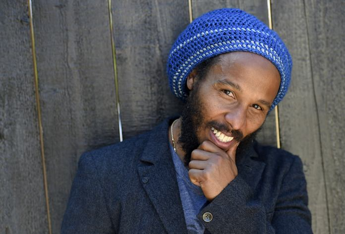 Ziggy Marley poses for a portrait photo to promote his self-titled sixth studio album in Los Angeles. (Photo by Chris Pizzello/Invision/AP)