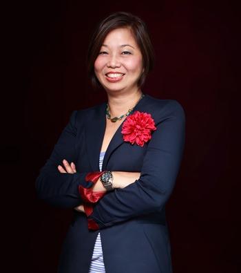 AirAsia North Asia President Kathleen Tan.
