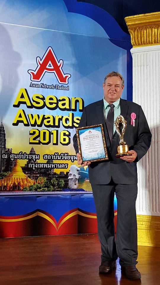 Local language school recognized at Asean Award