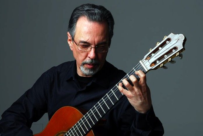 Guitar maestro Eduardo Fernแndez from Uruguay will headline a star list of musicians at the Asia International Guitar Festival and Competition 2016 at The Sukosol in Bangkok from June 9-12.