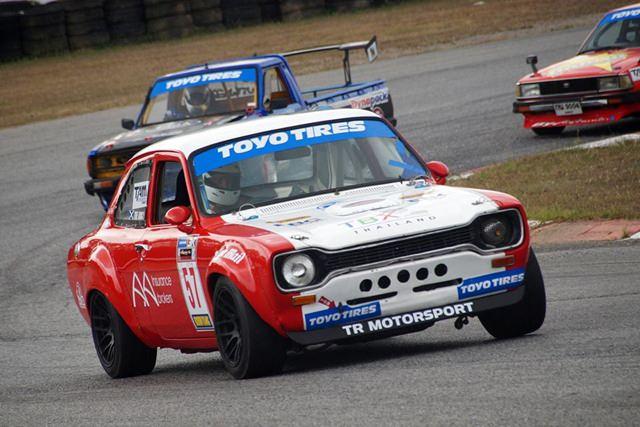 TBX Retro racer Mk1 Ford Escort.