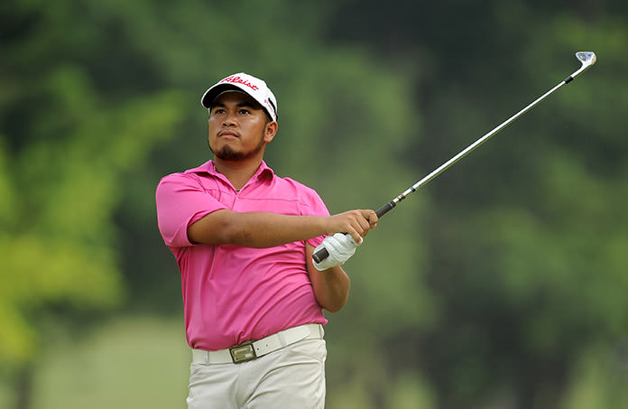 Thai player gets into US Open when Tiger Woods withdraws
