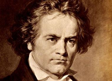 Beethoven around 1810.