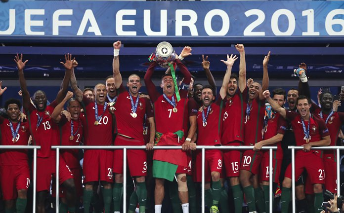 Dour games, joy for underdogs at violence-marred Euro 2016