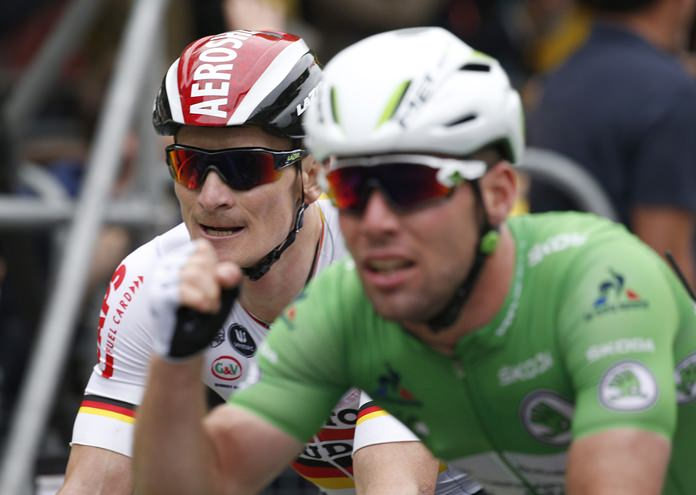 Cavendish slams Froome s Sky over sprint finish