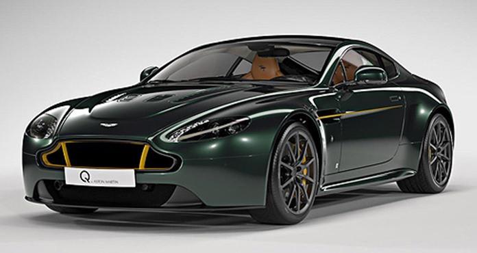 Aston Martin Spitfire.