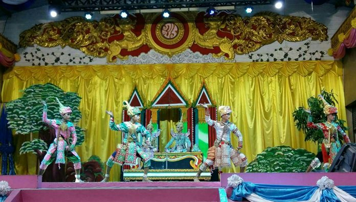 Tourism officials are betting that Thai opera and traditional art will draw more tourists to Pattaya.