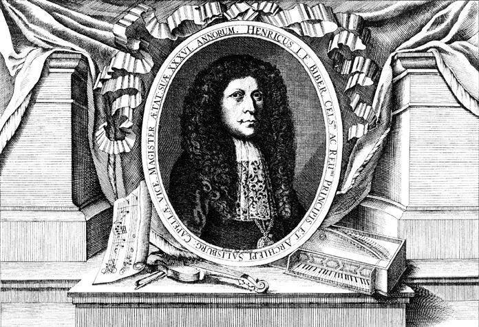 Heinrich von Biber.