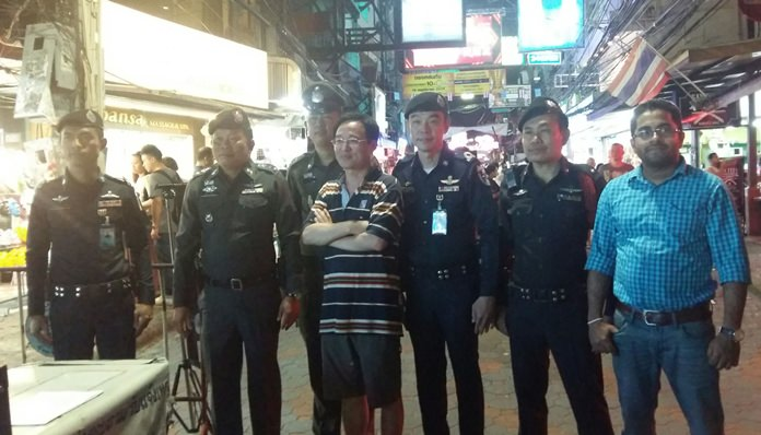 Police have increased their presence in entertainment venues frequented by tourists to try and head off any possible violence after the IEDs were set off in several places along the Thailand's isthmus.