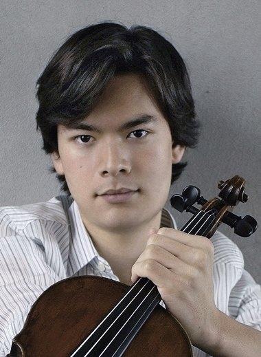 Stefan Jackiw. (Photo/Oregon Symphony)
