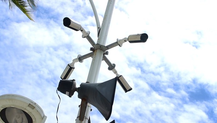 Pattaya continues to have problems keeping CCTV cameras in working order.